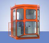 Cabin điều khiển Cầu trục, Cổng trục
